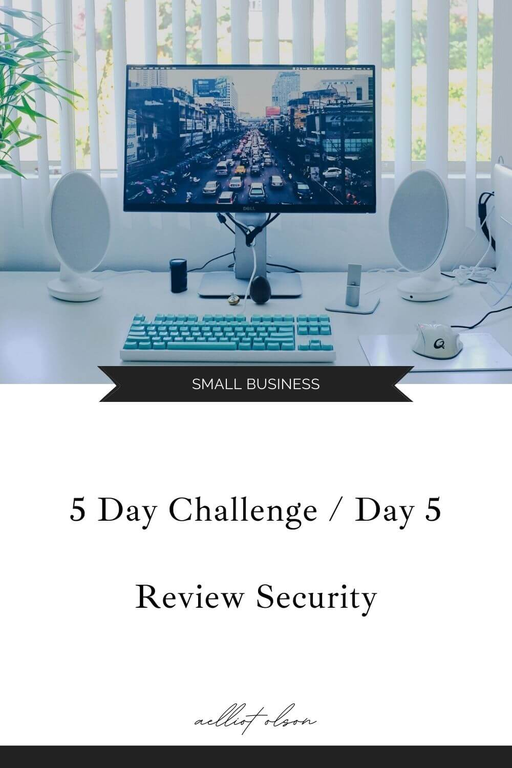 Review website security and protect your data.