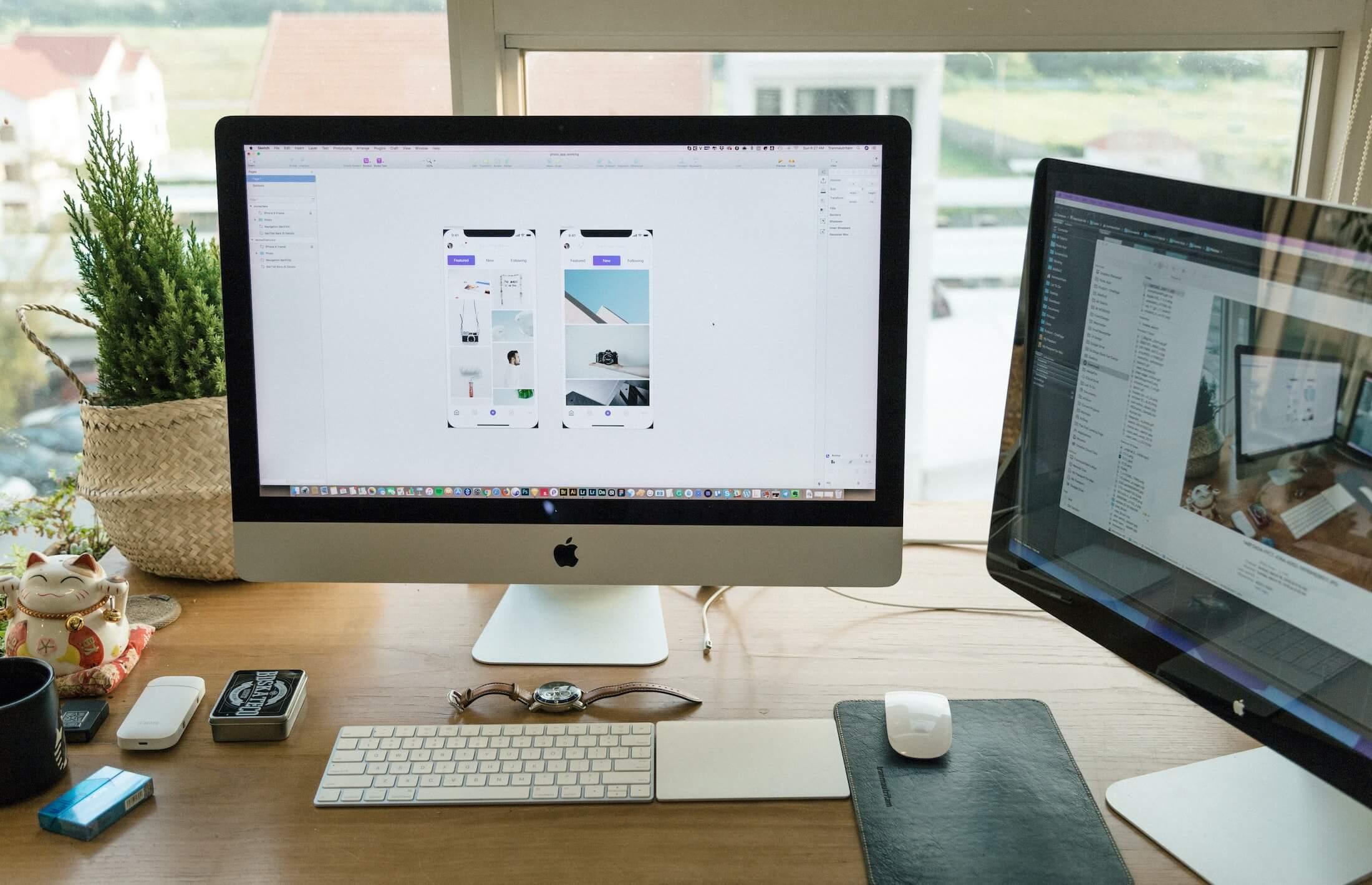 Responsive Mobile Website Design Examples