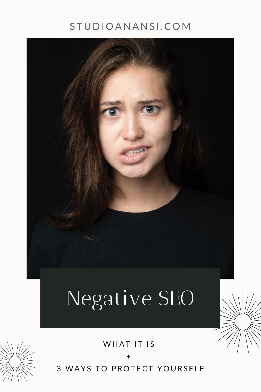 Negative seo | studio anansi
